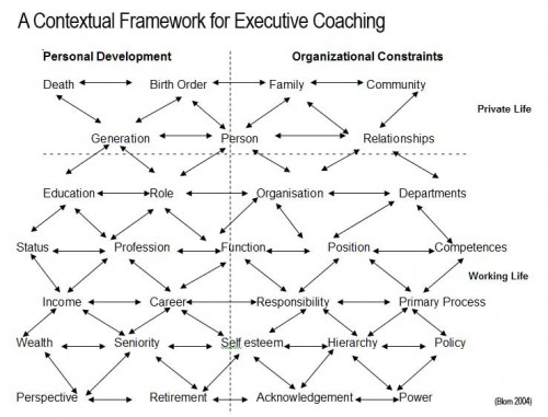 A Contextual Framework for Executive Coaching