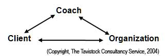 A pairing with a coach seems to create a transitional space, in the absence of a clear concept of role, which can allow the client to negotiate a new relationship with the organization, dealing with their feelings of dependency, wish for a fight or to avoid conflict or leave. In this sense, the coach is a transitional object for the client